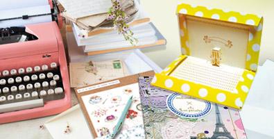 Stationery letterset