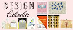 デザイン雑貨カレンダー